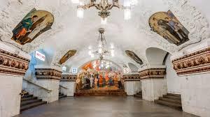 Las 10 mejores estaciones del metro de Moscú (y más bonitas ...